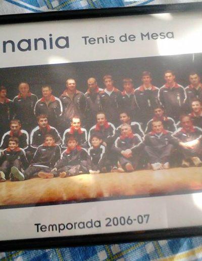 Temporada 2006-2007