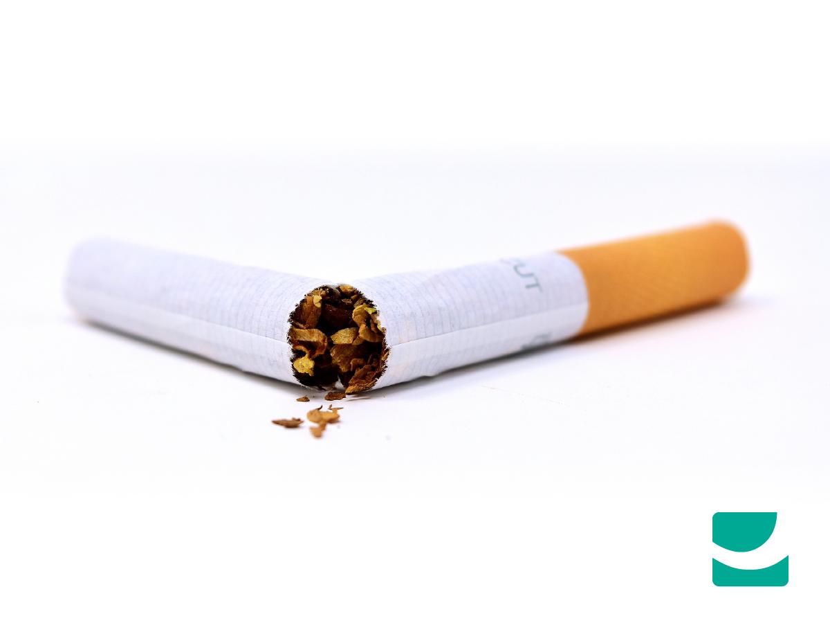 Cuida tu salud dental si eres fumador