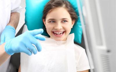 Mi primera vez en el dentista