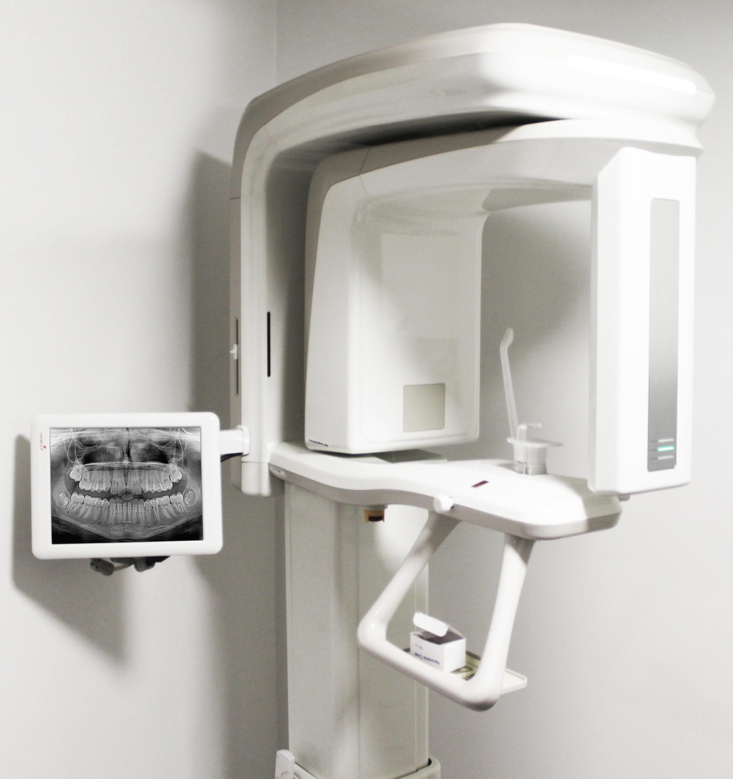 Panoramico digital para clinica dental